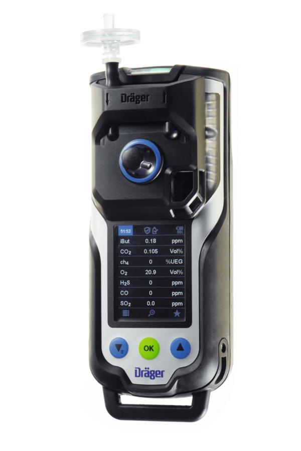 Портативный газоанализатор DRAGER X-AM 8000
