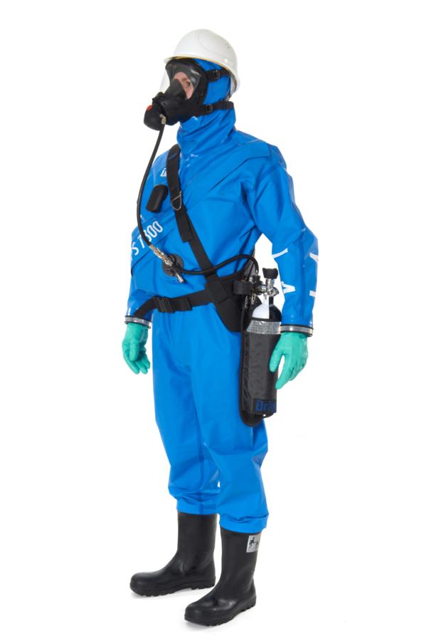 Изолирующий костюм Drager CPS 7800