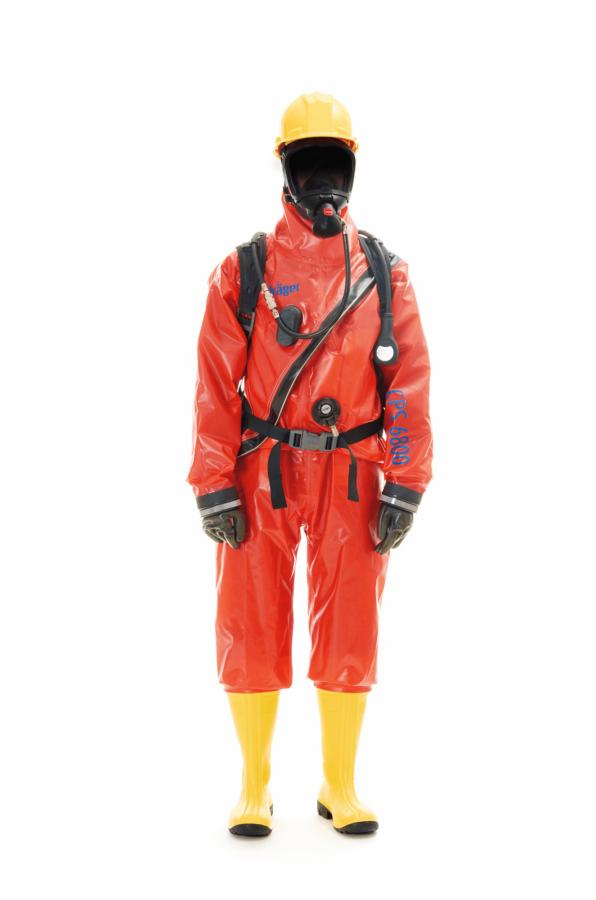Изолирующий костюм Drager CPS 6800