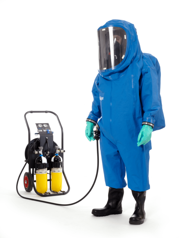 Изолирующий костюм Drager CPS 7900