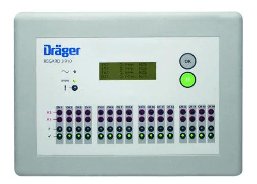 16-ти канальный контроллер REGARD 3910