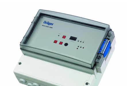 4-х канальный контроллер REGARD 2400