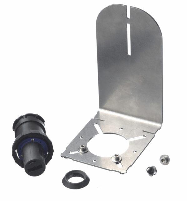 Комплект установки газоанализатора Polytron 3000/7000 на трубе
