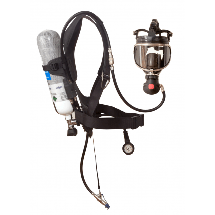 Дыхательный аппарат Drager PAS Micro