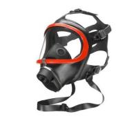 Полнолицевая маска со штекерным соединением или резьбовым соединением M45x3